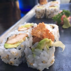 Makis de pollo