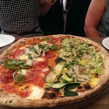 Homeslice Pizza - Pizza - Covent Garden - London, United Kingdom ...