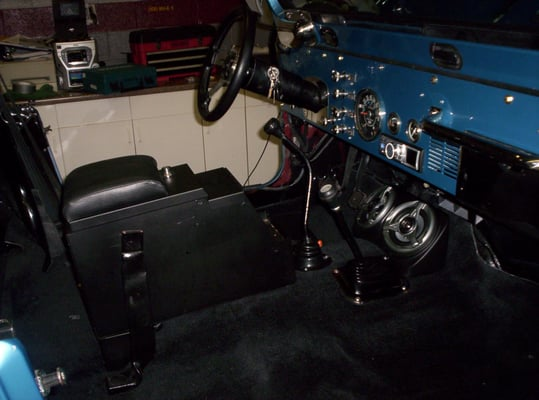 1980 Jeep CJ7 w/ Radio and Front SPeakers | Yelp