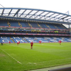 Stadium tour - the West Stand