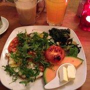 vegetarisches englisches Frühstück…