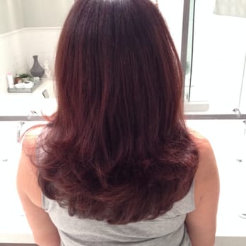 Salon 401 - Arcadia, CA, United States. Color cut and blow out by Salon 401! I love this place!!!!