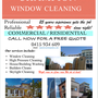 Champion Window Cleaning