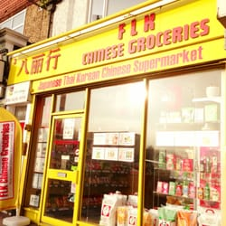 FLK Chinese Groceries, London