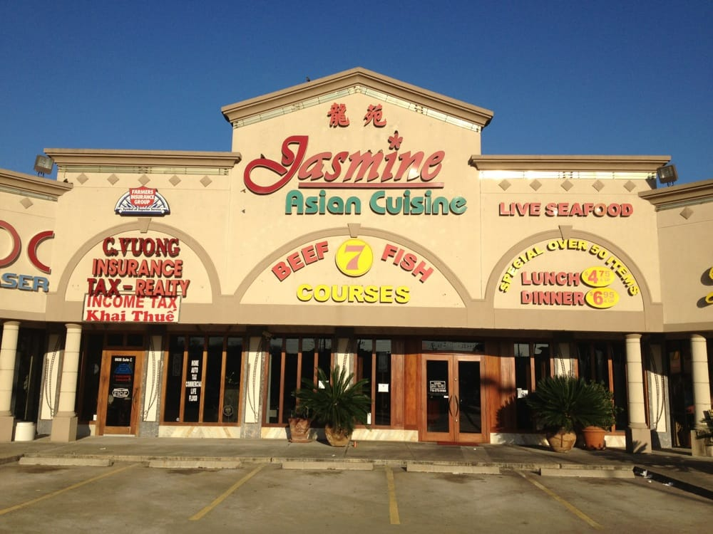 Best Asian Restaurant In Houston Tx