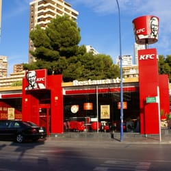KFC, Benidorm, Alicante