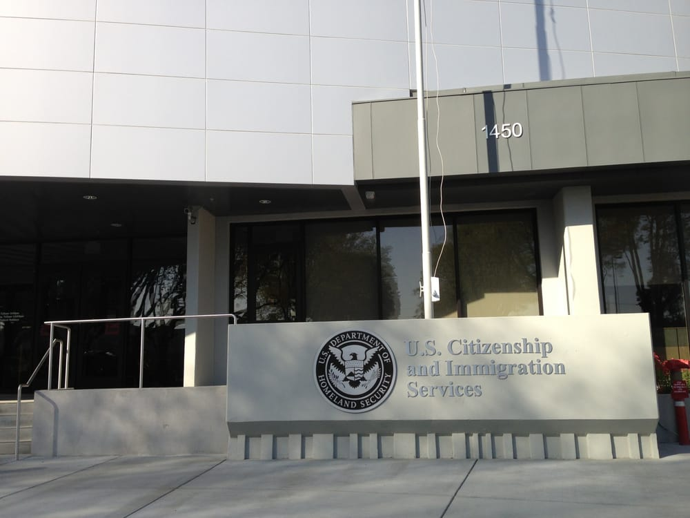 USCIS Service and Office - Public Services & Government - North ...