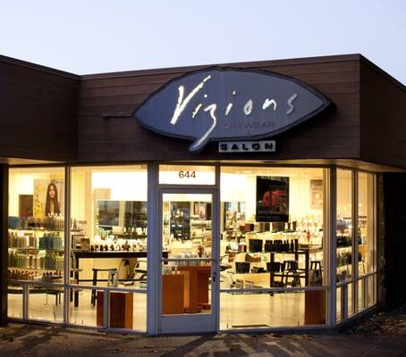 Vizions artwear salon closed menlo park ca yelp for 1258 salon menlo park