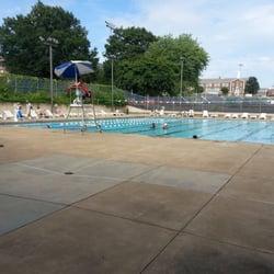 Harry Thomas Sr Community Center Main Pool Washington Dc United States
