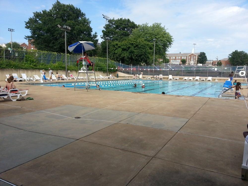 Harry Thomas Community Center Swimming Pools Eckington Washington Dc United States