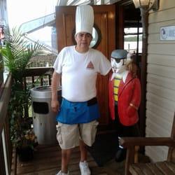 Marker 8.5 - Goodland, FL, États-Unis. The best food on goodland