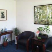 Jade Acupuncture Clinic - Tustin, CA, États-Unis. Reception area