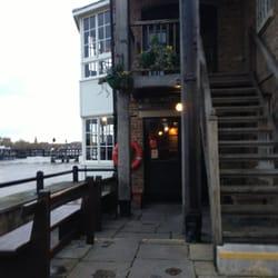 Captain Kidd, London