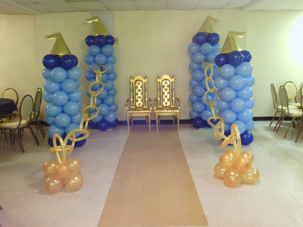 prince themed baby shower ideas