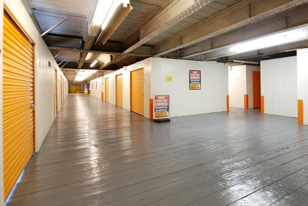Safestore Self Storage Stockport Bryant - Self Storage & Storage Units ...