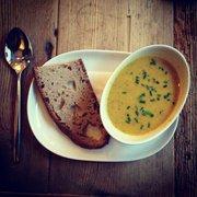 Veggies soup