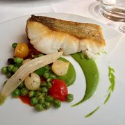 Line-caught pollock, beans, brocoli,…