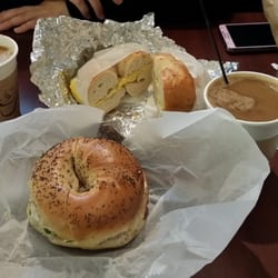 Bread Brothers Bagel Cafe Grand St