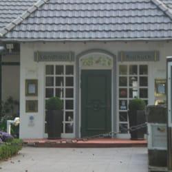 Eingangsfront des Landhaus Kuckuck