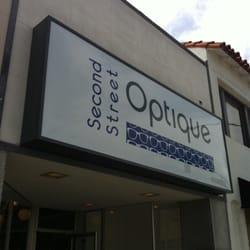 2nd Street Optical logo