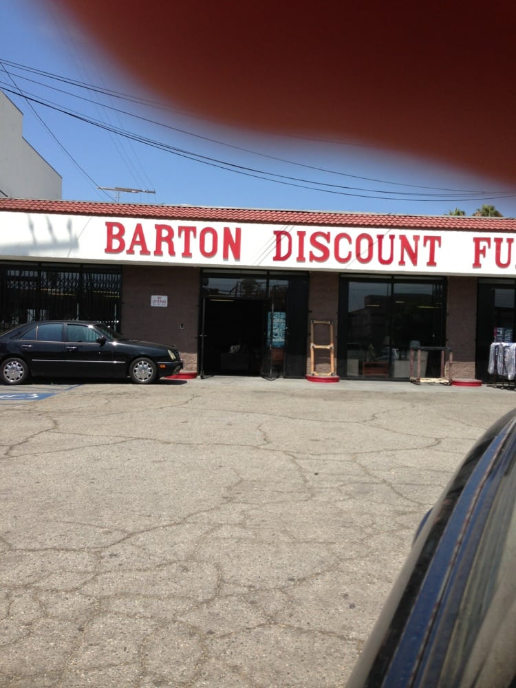 Barton Discount Furniture Furniture Stores Hollywood Los Angeles CA