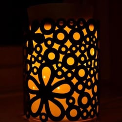 Silhouette warmer with LILI wrap