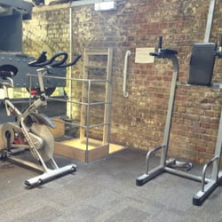 Now with added gym! Small it may be but…