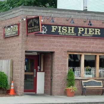 Fish pier restaurant market closed 19 reviews for Fish restaurant boston