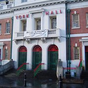 York Hall Leisure Centre, London