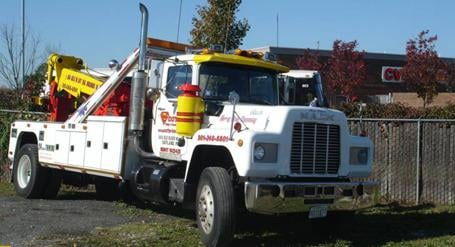 Scott's Towing & Recovery Service - Suitland, MD, United States