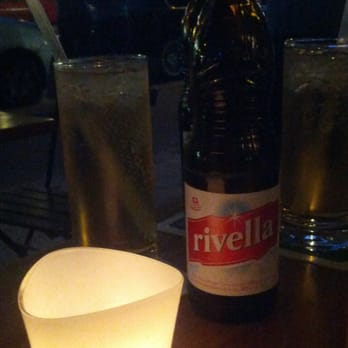 Kimzen - I love it!!! You can order Rivella in Hamburg :) VERY & Sooo Zürich chic, and with crushed ice & Bombay, nice summer drink! - Hamburg, Germany