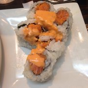 Sushi Kami - Spicy salmon all you can eat and it was tasty - Southgate, MI, Vereinigte Staaten