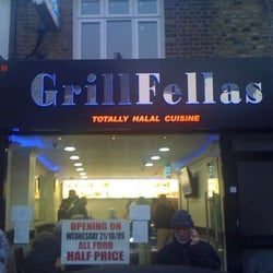 Grill Fellas, London