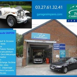 garage simpere auto repair 17 rue aulnoye avesnes sur helpe nord photos yelp