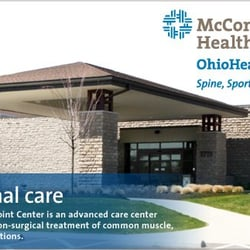 McConnell Spine, Sport, and Joint Center - Columbus, OH, United States. Courtesy ohiohealth.com