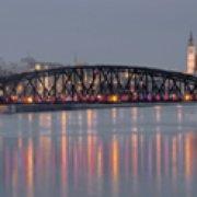 Hubbrücke, Magdeburg, Sachsen-Anhalt