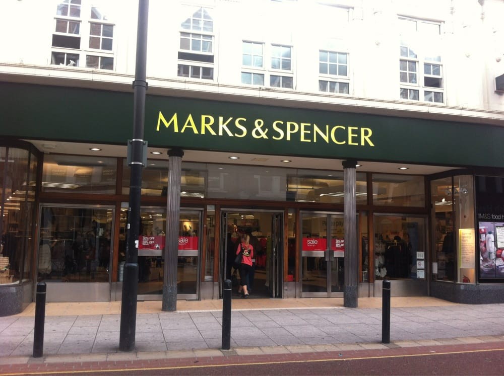sources of finance for marks and spencers Marks & spencer, britain's biggest clothing retailer, said on wednesday it was on track with a plan to address two decades of under-investment in its infrastructure and create a fast, agile and flexible supply chain.
