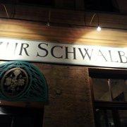 Augustiner Schwalbe, München, Bayern