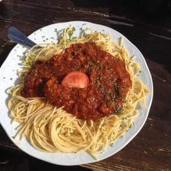One of the best pasta bolognese I've…