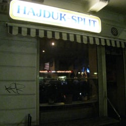 Hajduk Split, Hamburg, Germany