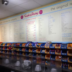ShakeAway, Reading