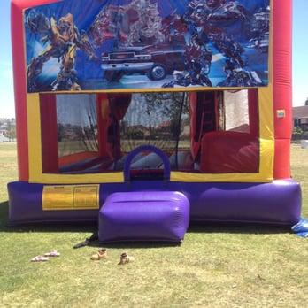 Bounce O Round Party Rentals Party Supplies Escondido