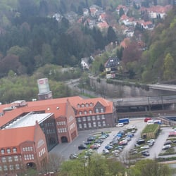 View of Dr. Oetker Welt from…