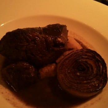 Ox cheek
