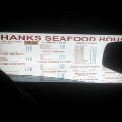 Hank s fish market seafood markets houston tx for Hank s fish market