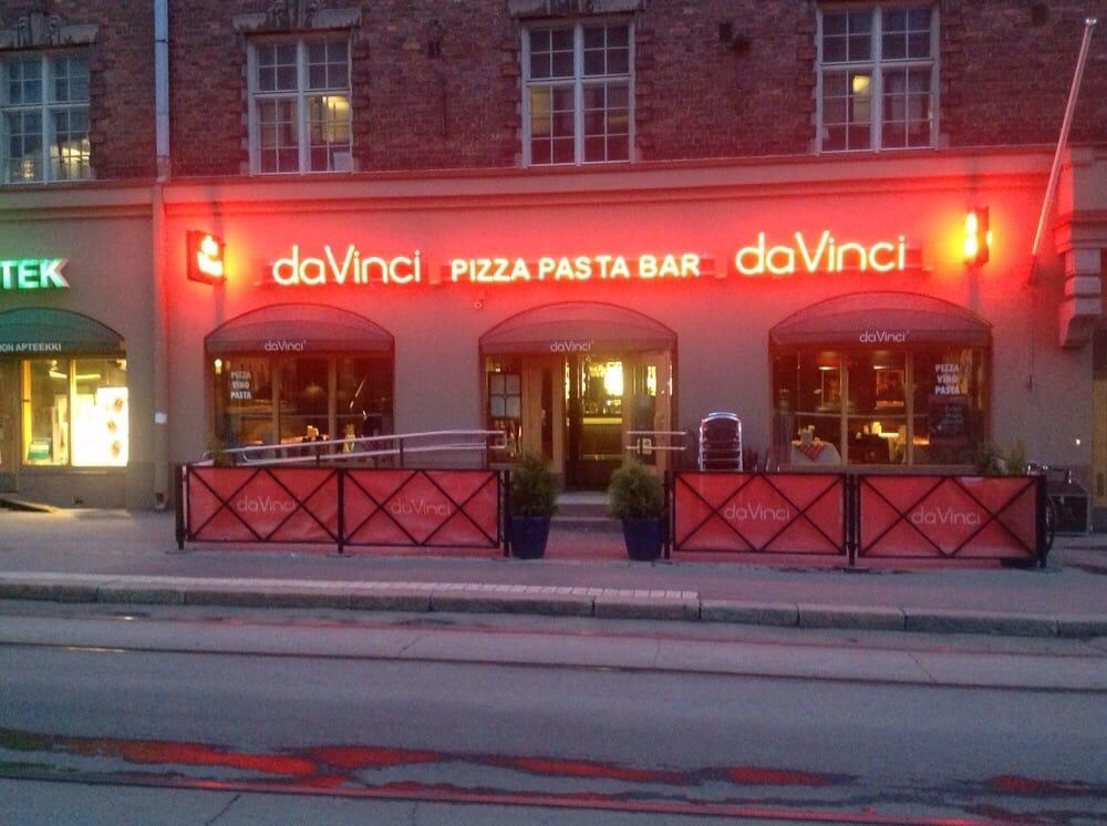 Italian Restaurants In Helsinki Finland