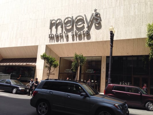 Macy's Men's Store - Men's Clothing - San Francisco, CA - Yelp