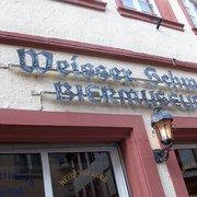 Zum Weissen Schwanen, Heidelberg, Baden-Württemberg