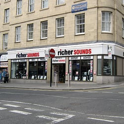 Richer Sounds, Newcastle Upon Tyne, Tyne and Wear