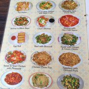 U-Lee Restaurant - Menu - 8 of 8 - San Francisco, CA, United States